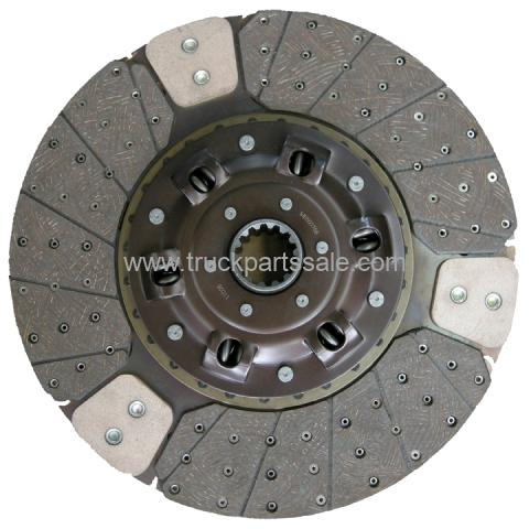 high quality and resonable price for Mitsubishi 6D22T clutch disc assy MFD011P ME550758