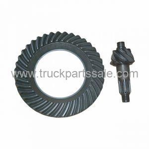 High Precision For Isuzu FRR truck parts crown wheel pinion Ratio 7x38 1412105290 1-41210-529-0 1-41210529-0