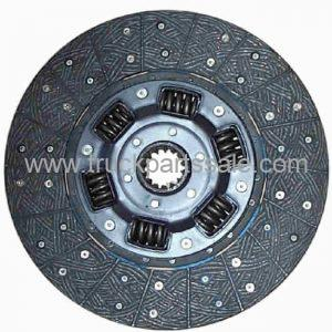 Factory Price For Mitsubishi Engine 6D16 6D15 Clutch Disc ME521088