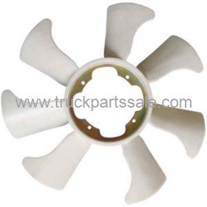 Hot Sell Truck Engine Parts For NISSAN KA24E D21 Cooling Fan Blade 21060-86G00